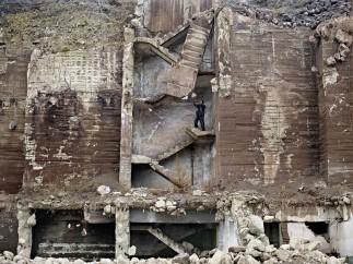 Metal Scrap Collector (near Hunedoara, West Romania), 2011