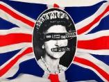 Jamie Reid, Sex Pistols, God Save the Queen, 1977