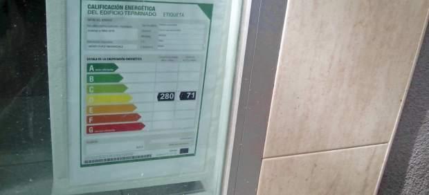 El 84% de las viviendas suspende en eficiencia energética