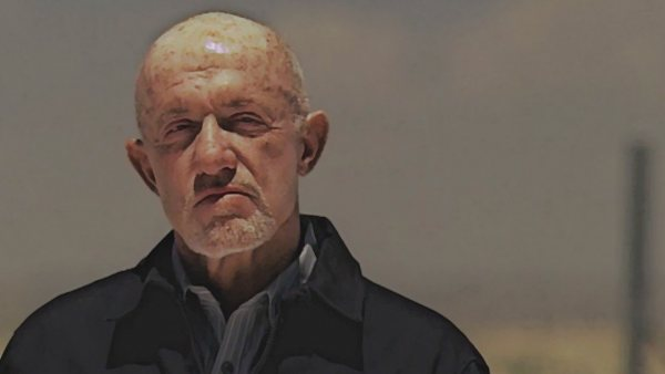 Jonathan Banks en Breaking bad