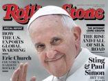 Francisco, portada de revista
