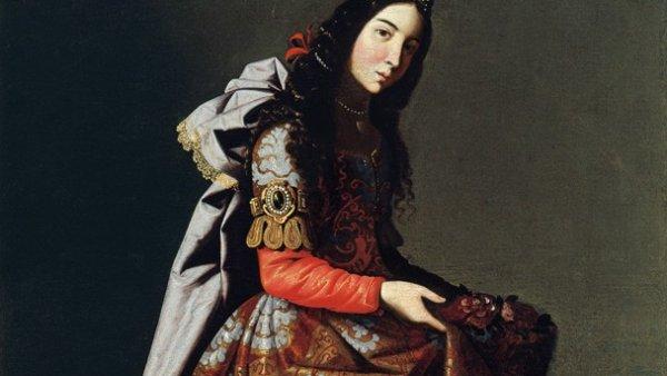 'Saint Casilda', ca. 1635