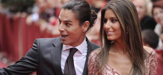 Julio Iglesias Jr. y Ana Boyer