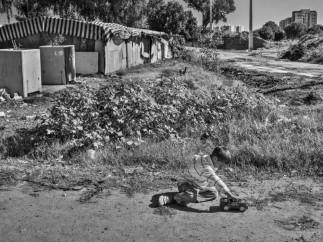 Pobreza infantil