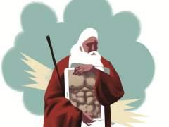 Las tabletas de Moisés