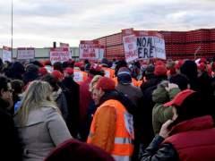 Huelga en Coca-cola