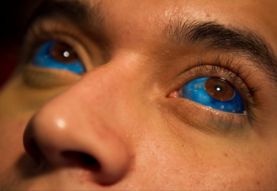 Tatuajes de ojo, la última moda