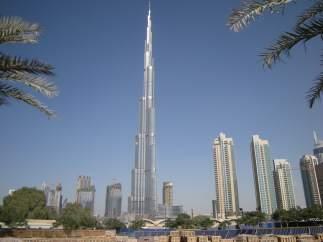 Rascacielos Burj Kaklifa