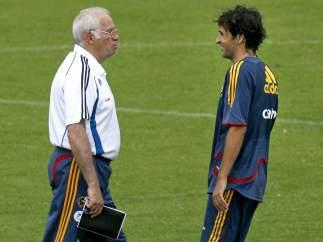 Aragonés y Raúl