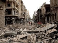 Un bombardeo acaba con la vida del último pediatra en Alepo