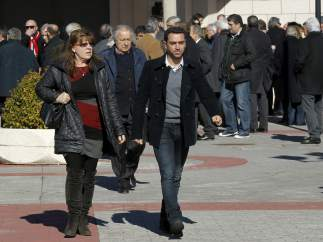 Funeral de Luis Aragonés