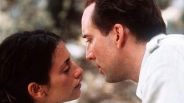 Penélope Cruz y Nicolas Cage.