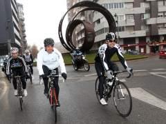 Circuito de Ponferrada que acogerá los Mundiales de Ciclismo