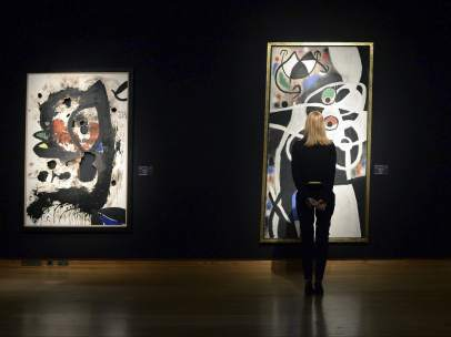 Christie's cancela la subasta de Miró