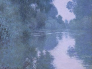 Morning on the Seine, near Giverny, 1897