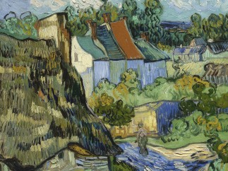 Houses at Auvers, 1890