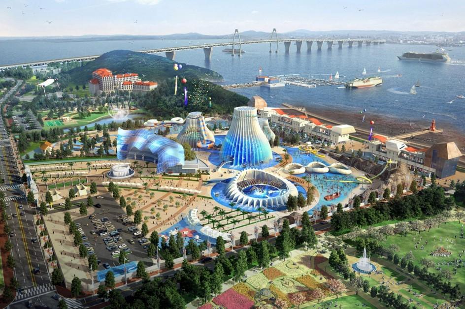Proyecto turístico en Corea del Sur