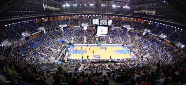 Empieza la copa del rey la gran fiesta del baloncesto - Pabellon de deportes de madrid ...