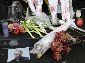 Muerte de Philip Seymour Hoffman