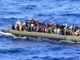 Más de mil inmigrantes rescatados cerca de Lampedusa
