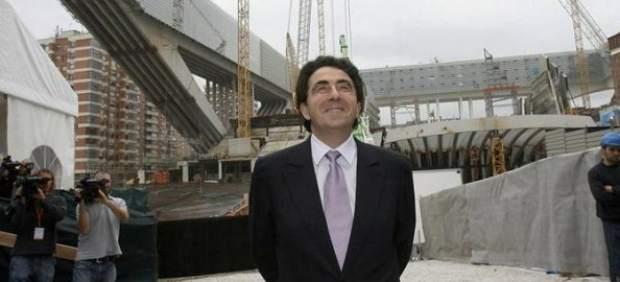 El arquitecto ante las obras del Palacio de Congresos de Oviedo - Foto: EFE / Archivo - 20minutos.es