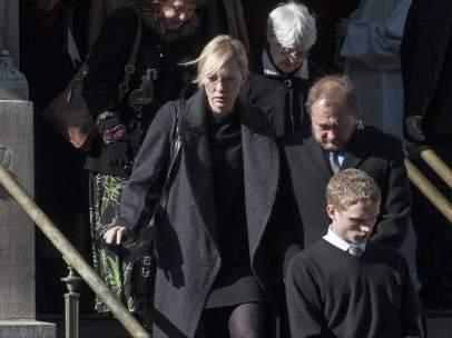 Funeral Philip Seymour Hoffman