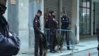 Gran despliege de seguridad en Palma