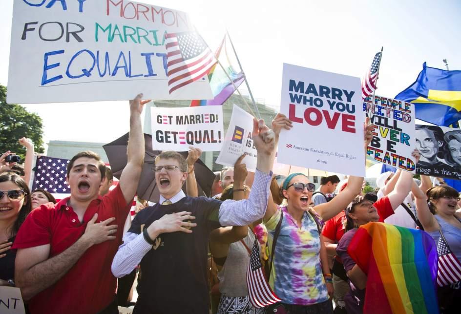 Gays en masa usa