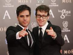 Joaquín Reyes y Ernesto Sevilla presentarán los próximos Premios Goya