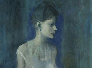 'Femme à la chemise', ca. 1905