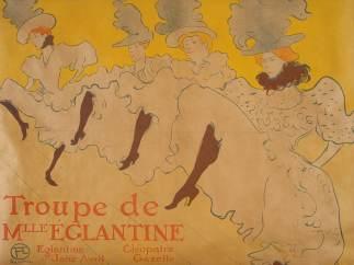 'La troupe de Mademoiselle Églantine', 1896