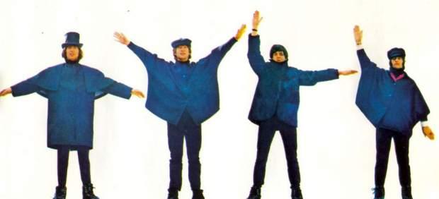 Portada del disco 'Help!' de The Beatles.