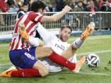 Atlético-Real Madrid en la Copa
