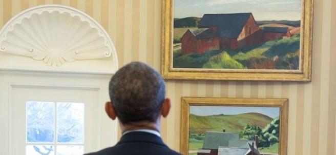 Obama ante los Hopper