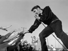 Una muerte que conmovió al mundo: 40 años sin Elvis Presley