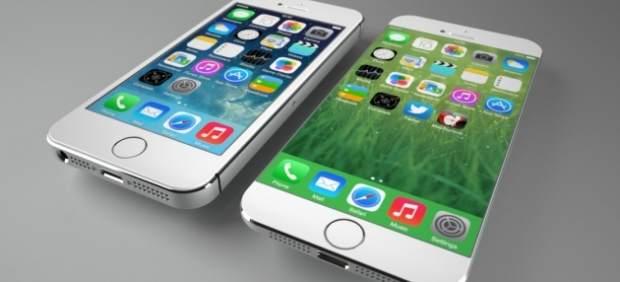 El iPhone 6 de 4,7 pulgadas saldrá meses antes que el de 5,5