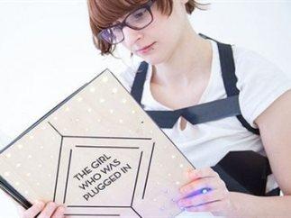 Sensory Fiction, un libro que transmite emociones físicas