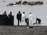 La Guardia Civil halla el cadáver de otro subsahariano muerto