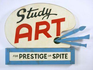 'Study Art'