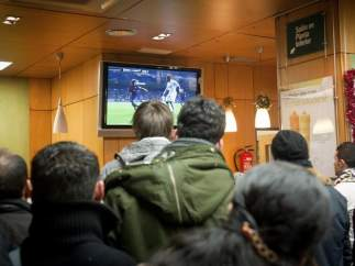 Fútbol en televisión