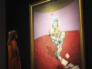 Retrato de un amante de Francis Bacon