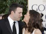 Los actores Ben Affleck y Jennifer Garner