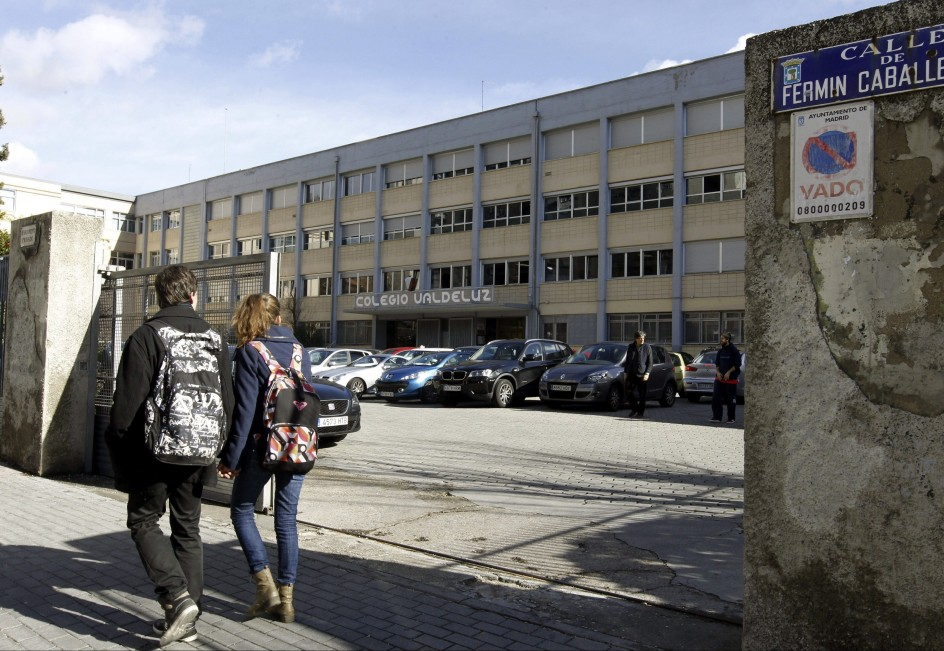 Exalumnas del colegio valdeluz v ctimas de abusos no quer an ir a clase seg n padres - Pisos para una persona madrid ...