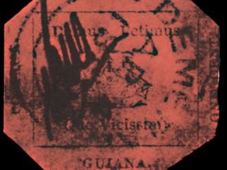 Sello de la Guayana Británica