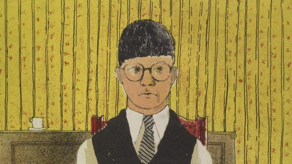 Self Portrait, 1954