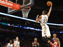 Vuelo de Anthony Davis