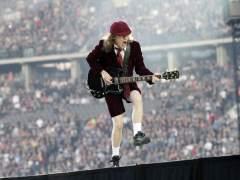 AC/DC publica todos sus discos en Spotify
