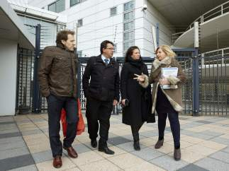 Petición a la Corte Penal Internacional