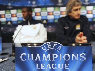 Manchester City-Barcelona en la Champions