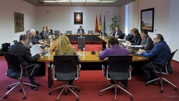 Comisión de investigación en Navarra